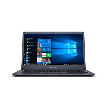 Notebook Positivo Motion, Processador Intel® Atom Quad-Core - Q232B