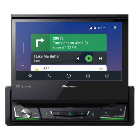 DVD Automotivo Pioneer Car 7, Bluetooth - AVH-Z7280TV