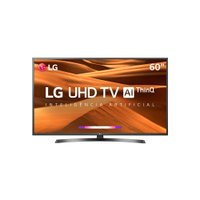 Smart TV Ultra HD LED 60 LG, 4K, 3 HDMI, 2 USB - 60UM7270PSA