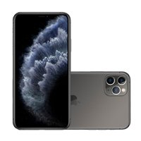 iPhone 11 Pro Max Apple, 256GB, 12MP, 4G, iOS 13, Cinza Espacial
