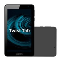 Tablet Positivo 7, 16GB, Quad-Core, Cinza - T770