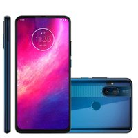 Smartphone Motorola Moto One Hyper, 128GB, 64MP, Dual Chip, Azul - XT2027