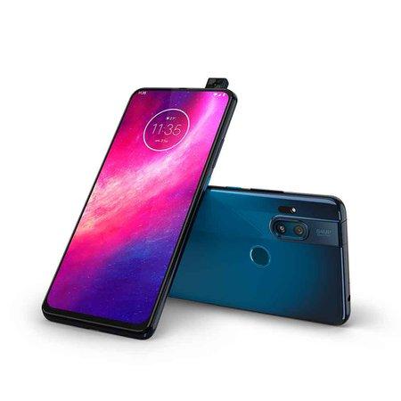 Smartphone Motorola Moto One Hyper, 128GB, 64MP, Dual Chip, Azul - XT2027
