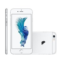 iPhone 6S Apple, 32GB, 12MP, 4G, iOS 11, Prata