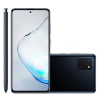 Smartphone Samsung Galaxy Note10 Lite, 128GB, 4G, Camera Tripla, Preto - N770