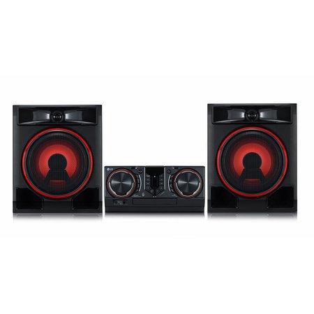 Mini System LG X Boom, 950W RMS, Multi Bluetooth, com Controle Remoto - CL65
