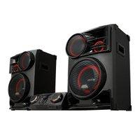 Mini System LG X Boom, 3500W RMS, Multi Bluetooth, com Controle Remoto - CL98