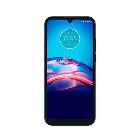 Smartphone Motorola Moto E6S, 32GB, Dual Chip, 4GB, Azul - XT2053