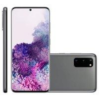 Smartphone Samsung Galaxy S20, Camera Tripla, 128GB, Cinza - G980F