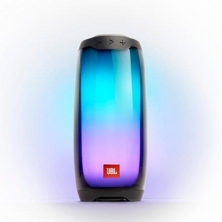 Caixa de Som JBL Pulse 4, 20W, Bluetooth, Preto