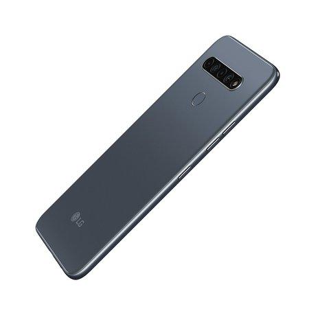 Smartphone LG K61, Câmera Quadrupla, 128GB, 4G, Titânio - Q630