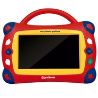 Tablet e Karaoke Gradiente Estacao Kids, 16GB, Wi-Fi, Bluetooth - GTB106