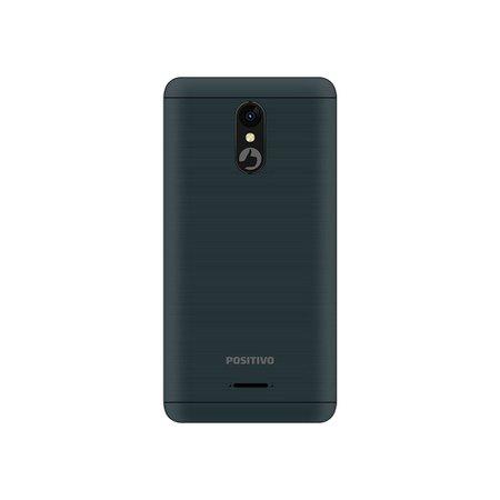 Smartphone Positivo Twist 3 Fit, 32GB, 3G, Dual Chip, Cinza - S509