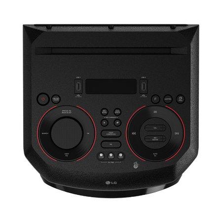 Mini System Torre LG Xboom, Bluetooth e Controle Remoto - RN5