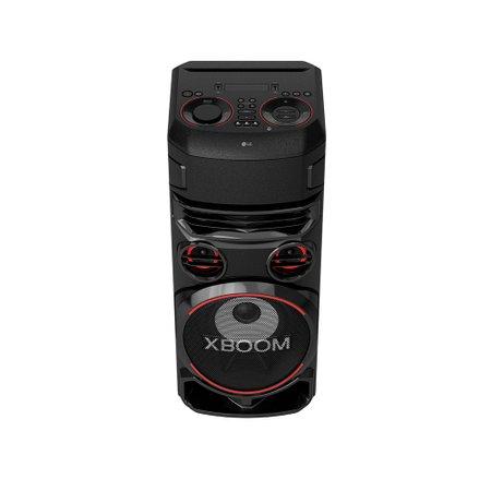 Mini System Torre LG Xboom, Bluetooth e Controle Remoto - RN7