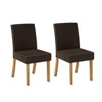 Kit com 2 Cadeiras Maris Henn - S06