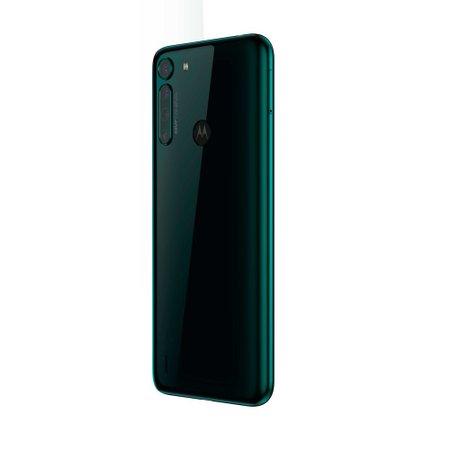 Smartphone Motorola One Fusion, Quad Câmera, 128GB, 6,5'', Verde - XT2073