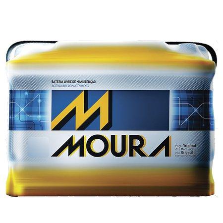 Bateria Moura 60 Amperes - M60GD