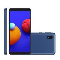 Smartphone Samsung Galaxy A01 Core, 32GB, 4G, Azul - A013M
