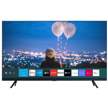 Smart TV Ultra HD LED 50'' Samsung, 4K, 3 HDMI, 2 USB, Wi-Fi - UN50TU8000GXZD