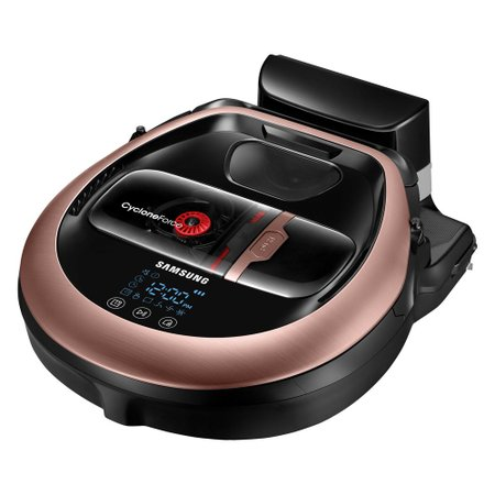 Aspirador de Pó Samsung Powerbot, 130 Watts, Wi-Fi - VR7200R