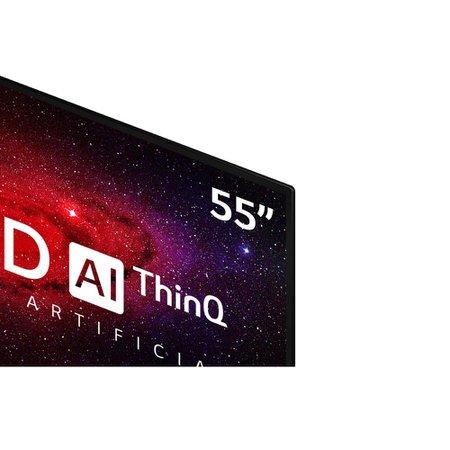 Smart TV OLED 55'' LG 4K 4 HDMI 3 USB ThinQ AI com Smart Magic - OLED55CXPSA