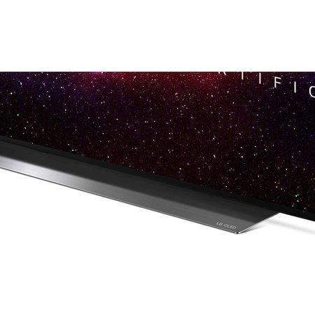 Smart TV OLED 77'' LG 4K, 4 HDMI, 3 USB, ThinQ AI com Smart Magic - OLED77CX