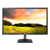 Monitor LG LED 21,5'' TN HD, HDMI, 5 ms, Preto - 22MK400H