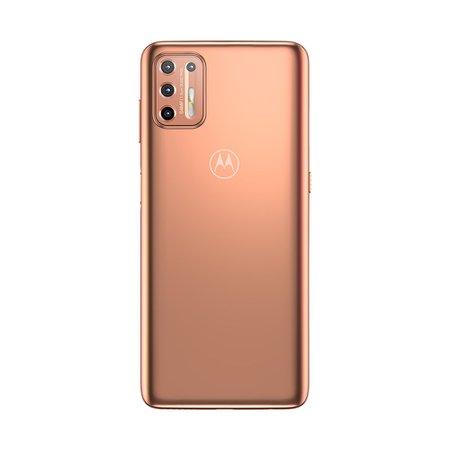 Smartphone Motorola Moto G9 Plus, Quad Câmera, 128GB, 4G, Ouro - XT2087