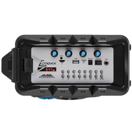 Caixa Amplificada Lenoxx, Bluetooth, 120 Watts - CA335