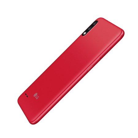 Smartphone LG K22, 4G, 32GB, 13MP + 2MP, 6,2'' Dual Chip, Vermelho - LM-K200BMW