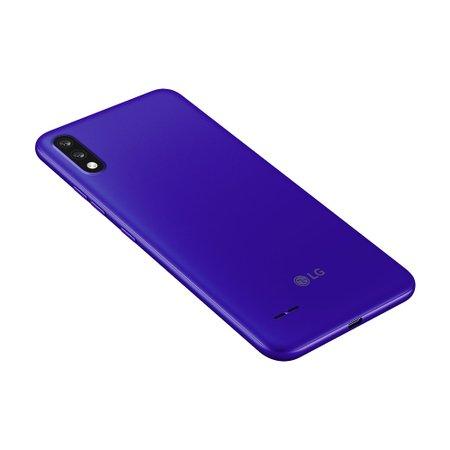 Smartphone LG K22 Plus, 4G, 64GB, 13MP + 2MP, 6,2'', Dual Chip, Azul - LMK200BAW