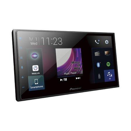 Autorrádio Pioneer, 6.8'' com TV Digital Integrada - DMH-Z5380TV