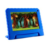 Tablet Multilaser Kid Pad Lite, 7'', 16GB, Wi-Fi, Azul - NB302