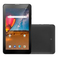 Tablet Multilaser M7 Plus 3G, Dual Chip, 16GB, Preto - NB304