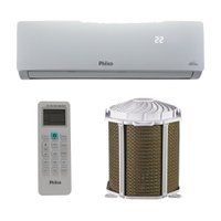 Ar-Condicionado Split Philco Inverter 9.000 BTUS, Quente e Frio - PAC9000ITQFM9