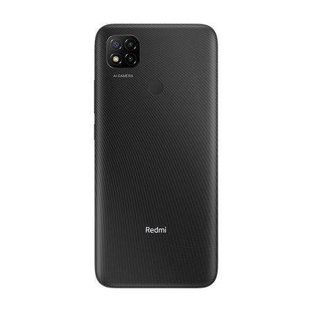 Smartphone Xiaomi Redmi 9C, 6,5'', Câmera Tripla, 64GB, 4G, Cinza