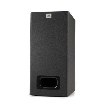 Home Theater Soundbar JBL, 2.1 Canais, Preto - SB130BLKBR