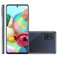 Smartphone Samsung Galaxy A71, 4G, 128GB, Quad Câmera, Preto - A715F