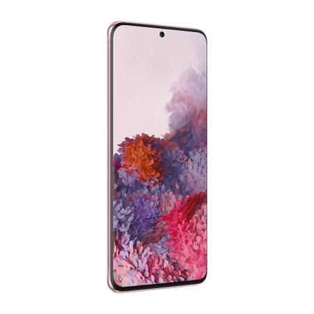 Smartphone Samsung Galaxy S20, Câmera Tripla, 128GB, Rosa - G980F