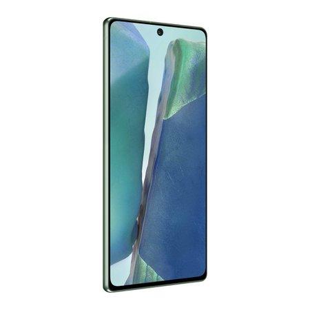 Smartphone Samsung Galaxy Note20, 256 GB, 5G, Dual Chip, Verde - N981B