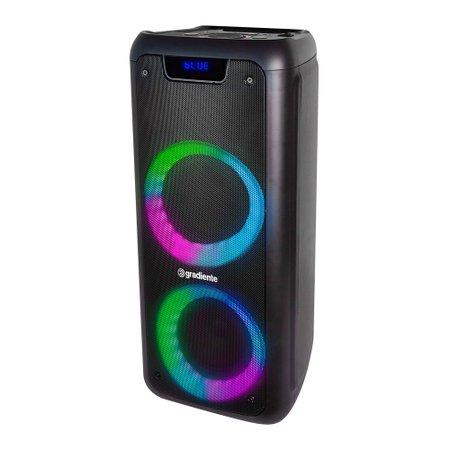 Caixa Amplificada Gradiente, Bluetooth, Rádio FM - GCA201