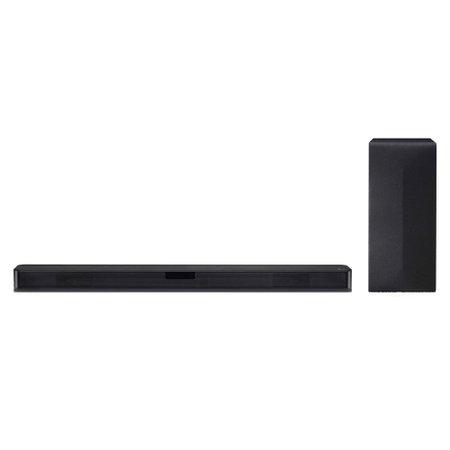 Home Theater Soundbar LG, Bluetooth, 2.1 Canais, 300 Watts RMS - SN4