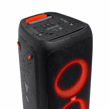 Caixa Acústica Amplificada JBL PartyBox 310, 240 WRMS, Bluetooth 5.1, Preto
