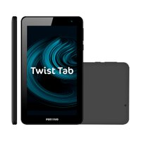 Tablet Positivo 7'', Quad-Core, 32GB, Preto - T770C
