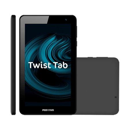 Tablet Positivo 7'', Quad-Core, 32GB, Preto - T770C