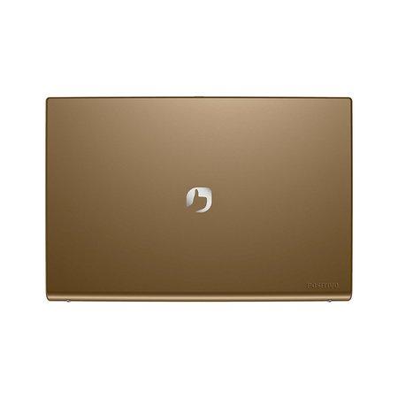Notebook Positivo Motion Dourado, Intel Quad-Core, Tela 14'', 128GB - Q4128C