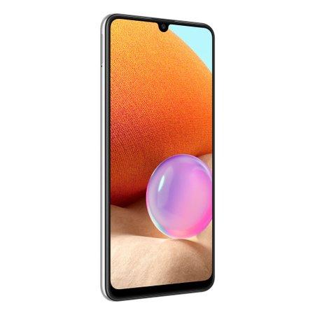 Smartphone Samsung Galaxy A32, 128GB, 4G, Dual Chip, Branco - A325M