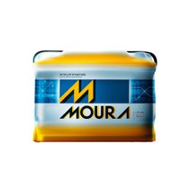 Bateria Moura 60 Amperes - M60GE MGE2 SLI
