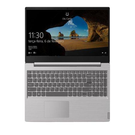 Notebook Lenovo Ideapad, 15.6'', Intel i3 Dual Core, 1TB, Prata - S145-15IIL